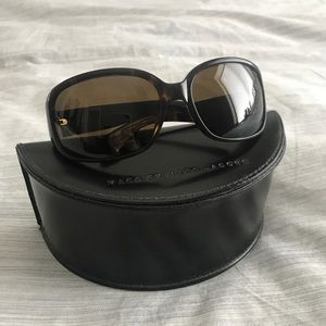 Marc by Mark Jacobs tortoise shell sunglasses